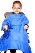 blanket girl in chair - WB