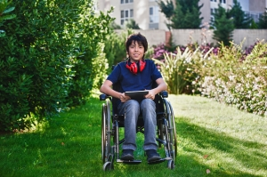 Disabled young adult - Special Needs Essentials