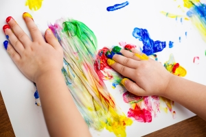 Finger paint - Special Needs Essentials