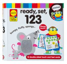 123 touch and feel flash cards - Special Needs Essentials