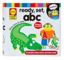 ABC touch and feel flash cards - Special Needs Essentials