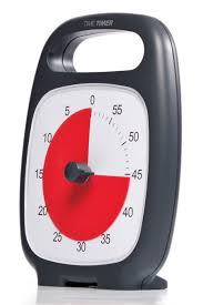 Time Timer with handle - Special Needs Essentials