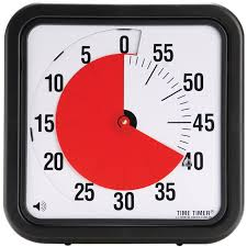 Time Timer front - Special Needs Essentials