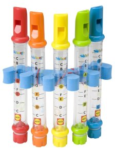 Bath Toys - water flutes - Special Needs Essentials