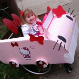 Hello Kitty Car - Special Needs Essentials