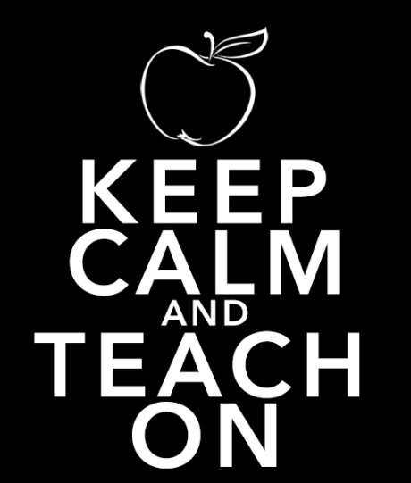 keep-calm-and-teach-on