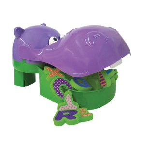 Adorable Hippo Bath Set - Special Needs Essentials