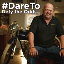 DareTo Defy the Odds - Rick Harrison